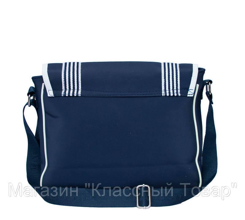 Сумка через плечо Lacoste big crossover dark blue купить в Украине ... 26c0c28c608