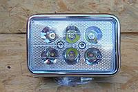 Фара мото LED квадратная LIPAI
