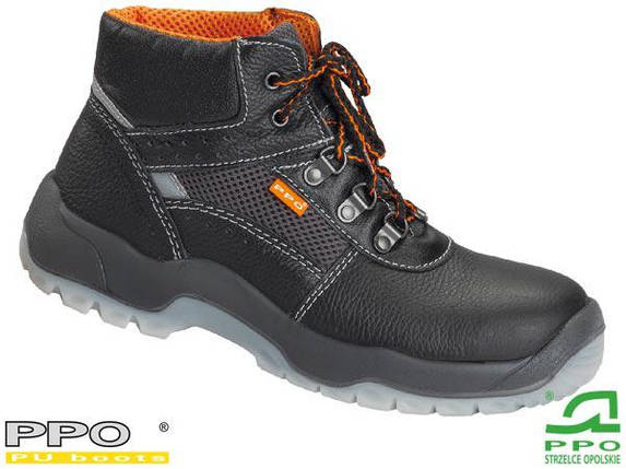 Робоча чоловіче взуття метноском BPPOT055 BSP, фото 2