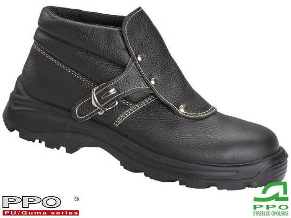 Рабочая обувь для сварщика с термостойкой подошвой BPPOT443 B, фото 2