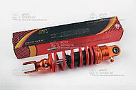 Амортизатор усиленный Honda TACT 270 мм газомаслянный NDT оранжево-красный