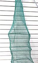 Садок ПЕ квадратный 3м 6 колец