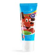 Зубна паста з ксилітом для дітей 6+ років Spearmint Brush-baby (50мл)