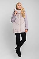Шикарная женская куртка-трансформер М-90 размеры 48-60