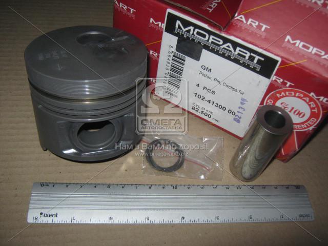 Поршень OPEL 82.50 1.7 D (Mopart) 102-41300 00