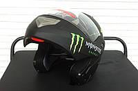 Шлем-трансформер BLD №-156 Monster Energy black matt