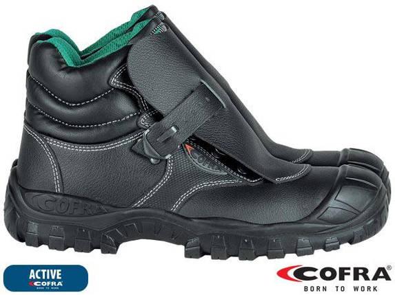 Взуття для зварювальників Cofra BRC-MARTE BZ, фото 2