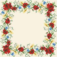 Схема для вышивки скатерти №31