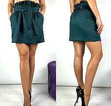 Женская юбка с большими карманами, фото 2