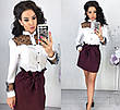 Женская юбка с большими карманами, фото 3