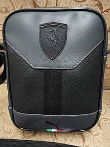 (23*18 Хорошее качество моды)Спортивные барсетка puma пума Унисекс только ОПТ/Сумка для через плечо