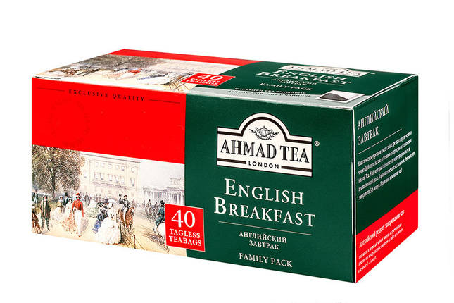 Ahmad tea  ''Английский к завтраку''  40шт, фото 2