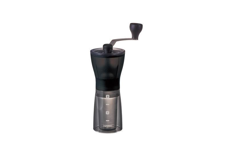 Ручная кофемолка Hario Mini Mill+