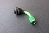 """Вентиль 90"""" зеленый, фото 2"""