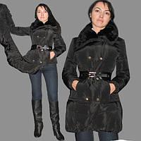 """Пальто-пуховик-трансформер""""ELISABETTA FRANCHI"""""""