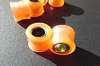 Сайлентблок амортизатора Альфа оранжевый 12 мм
