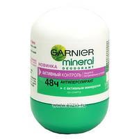 Дезодорант Garnier mineral rolik Активный контроль