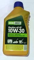 Iron Angel Garden Oil 4T 10W-30 масло для газонокосилок, генераторов