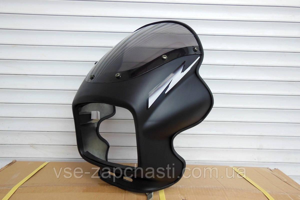 Обтекатель Musstang / Viper черный тип 2