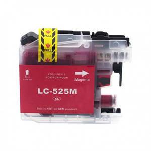 Картридж Brother DCP-J105 пурпурный, совместимый аналог увеличенного ресурса (35ml) WoX