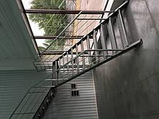 Лестницы металлические наружные , фото 2