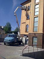 Автовышка помощник строителя