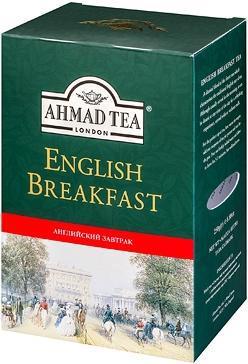 Ahmad tea  ''Английский к завтраку''  100г