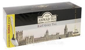 Ahmad tea  ''Эрл грей+ложка''  25шт, фото 2