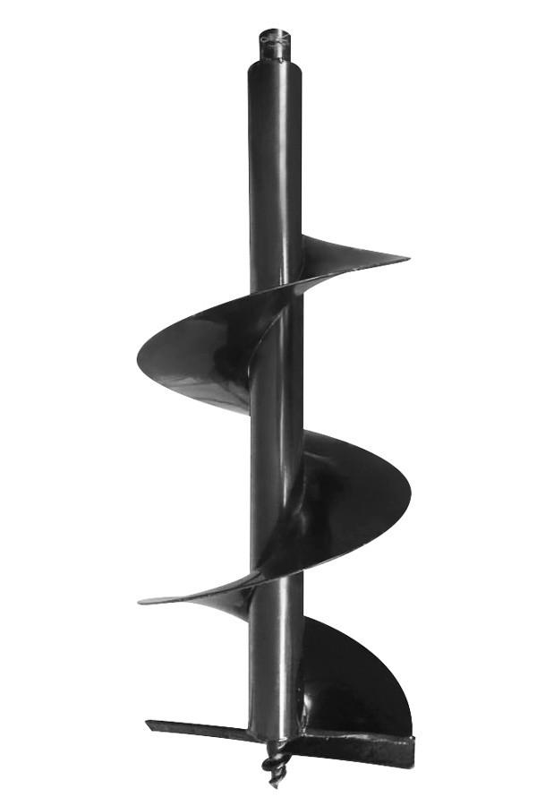 Шнек буровой (бур) на мотобур 300 х 800 мм Енергомаш, BauMaster(БЕСПЛАТНАЯ ДОСТАВКА)