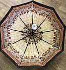 Жіночий напівавтомат зонт (12 кольорів), фото 2