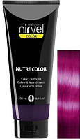 Фарбувальна відтіняюча гель-маска для волосся — NUTRE COLOR MASK Nirvel фіолетовий