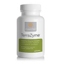 TerraZyme® Digestive Enzyme Complex / «Терразайм», Комплекс натуральных ферментов, 90 капсул.