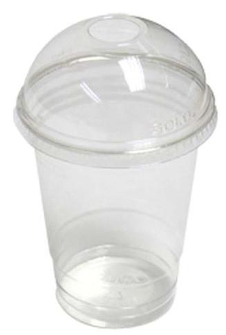 Коктельный комплект (стакан+крышка) 300мл 50шт