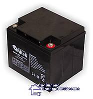 Акумуляторна батарея 6FM40 40 Агод, фото 1