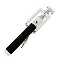 Палка селфи-монопод ТСU-ZPQA1 (35104) с кабелем. Черного цвета