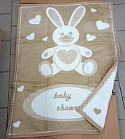Плед-одеяло детское 90*120 (TM Zeron) акрил , Турция, фото 1