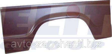 Рем заднего крыла Mercedes L207 правого L=136.5см