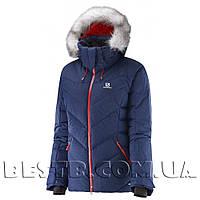 Куртка пуховая Salomon Icetown Jacket 382610 (Оригинал)