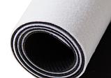 Коврик универсальный прорезиненный мягкий «Речная галька» 45×75 см, фото 5