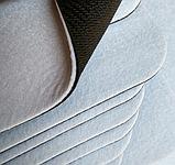 Коврик универсальный прорезиненный мягкий «Речная галька» 45×75 см, фото 7