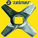 ➜ Нож для мясорубки Zelmer NR8 (ОРИГИНАЛ) Двухсторонний (ZMMA128X), фото 2