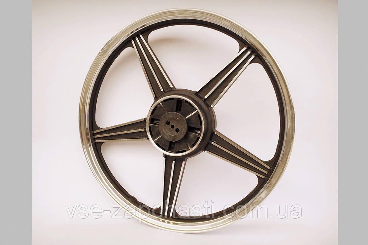 Диск Mustang 1.85х18 задний черный TRW