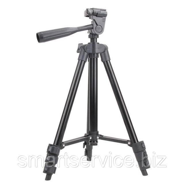 Штатив для фотоаппарата трипод 3120 Black
