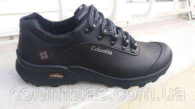 Осенние мужские усиленные кроссовки columbiia 4046