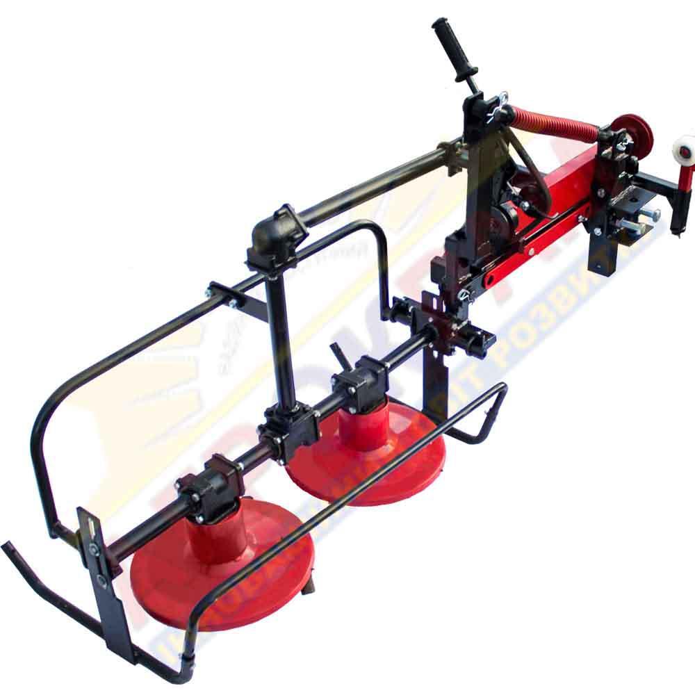 Косилка роторная КР-09 для мототрактора