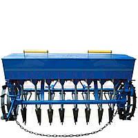 Сеялка зерновая СЗТ-1 (СІ7 / СЗ-1) на минитрактор