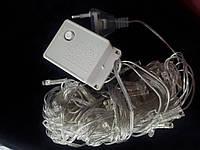 Гирлянда новогодняя электрическая LED 100 лампочек