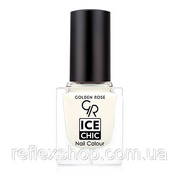 Лак для ногтей Golden Rose Ice Chic №3