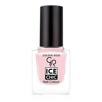 Лак для ногтей Golden Rose Ice Chic №6