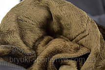 Брюки женские на меху в больших размерах, фото 3